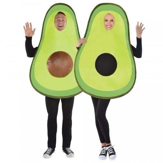 MEXICAN FIESTA AVOCADO COSTUME - ONE SIZE