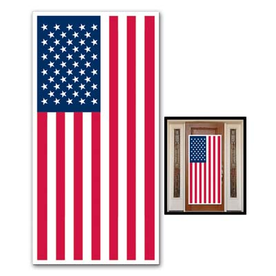 Image of American Flag Door Cover