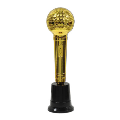MICROPHONE GOLD - AWARD