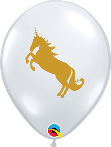 BALLOONS LATEX - UNICORN PACK OF 50