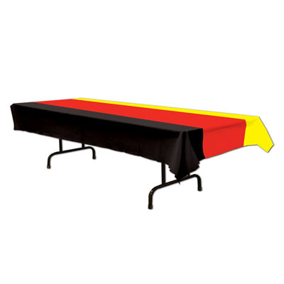 GERMAN FLAG TABLE COVER