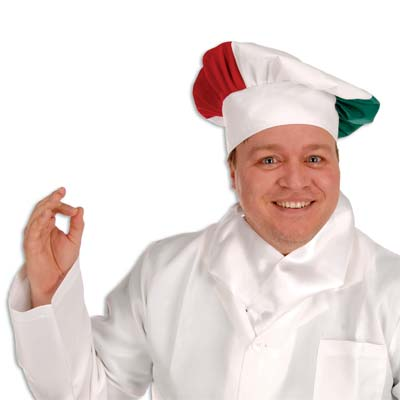 CHEF'S HAT ITALIAN - FABRIC