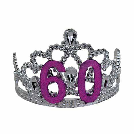 TIARA 60TH BIRTHDAY