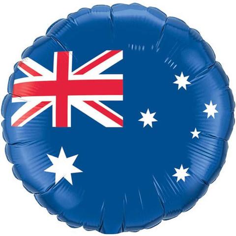 foil balloon - Australian Flag