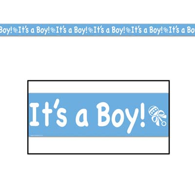 IT'S A BOY TAPE