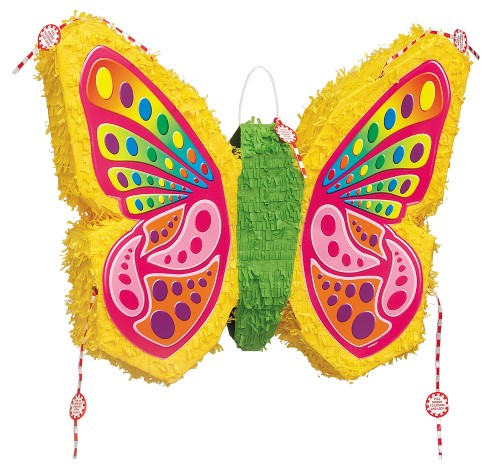 PINATA - BUTTERFLY POPOUT