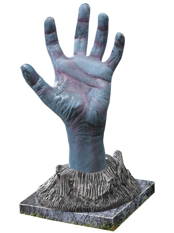 zombie ground breaker hand