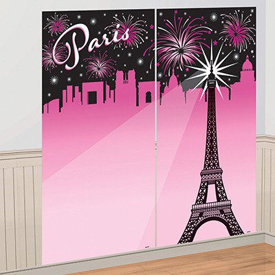 PARTY IN PARIS SCENE SETTER - SELFIE DESIGN
