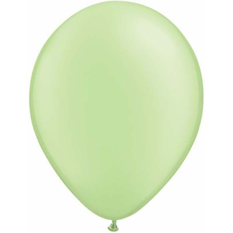 BALLOONS LATEX - NEON GREEN PACK OF 25