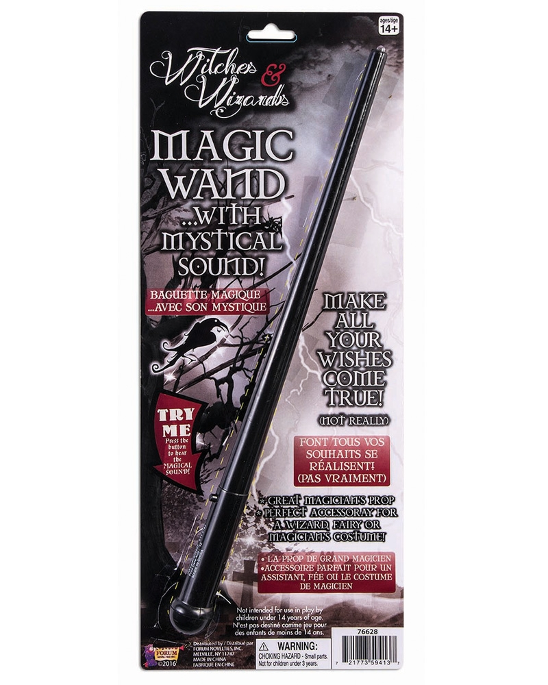 HARRY POTTER/WIZARD WAND WITH SOUND & LIGHTS