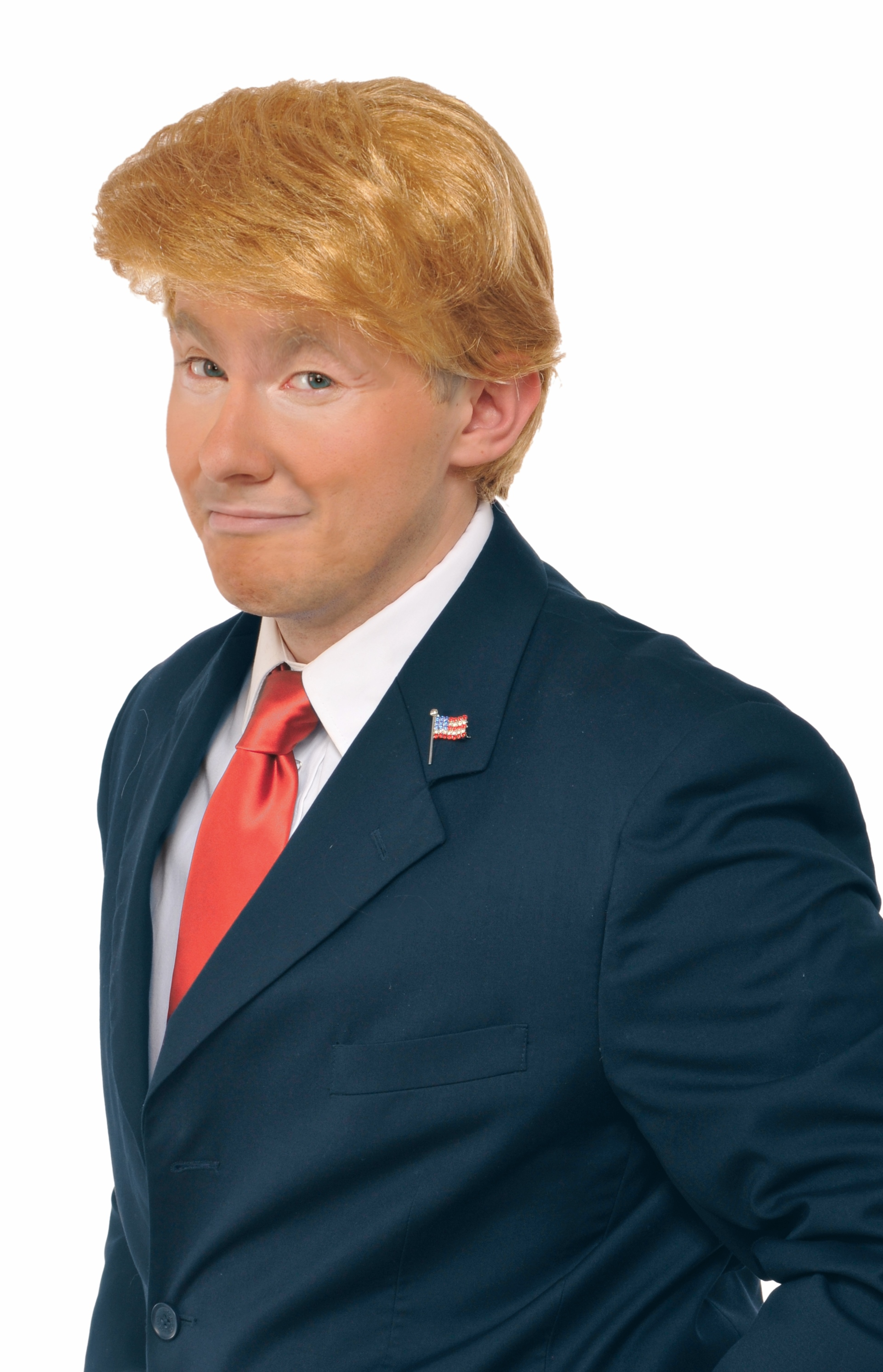 DONALD TRUMP BILLIONAIRE PRESIDENT YOUR FIRED WIG