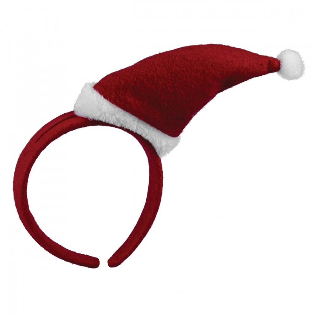 CHRISTMAS SANTA'S HAT HEADBAND