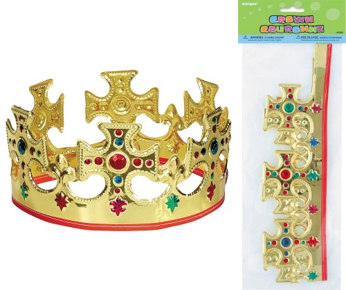 CROWN - MAGESTIC JEWELLED