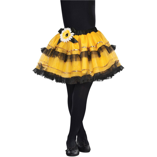 BUMBLE BEE TUTU - CHILD SIZE