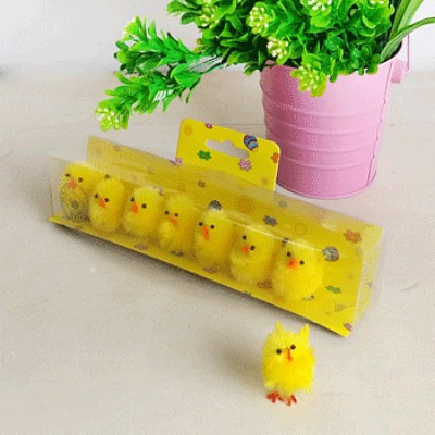 EASTER CHICKS - PACK 8