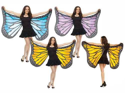 BUTTERFLY - SUPER SOFT WINGS