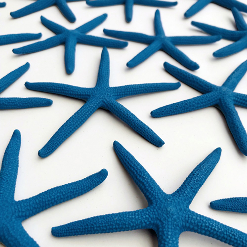 STARFISH LARGE ROYAL BLUE - PACK OF 24