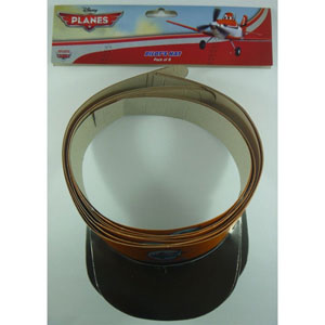 DISNEY PLANES PILOT HATS PACK OF 8