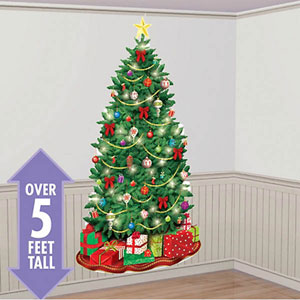 SCENE SETTER ADD ON - CHRISTMAS TREE AND PRESENTS