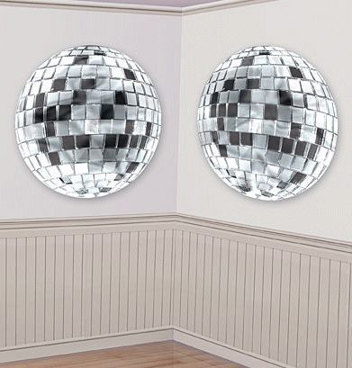SCENE SETTER ADD ON - DISCO BALLS