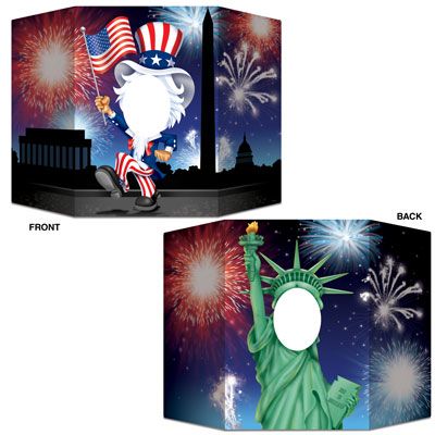 AMERICAN PHOTO PROP DOUBLE SIDED