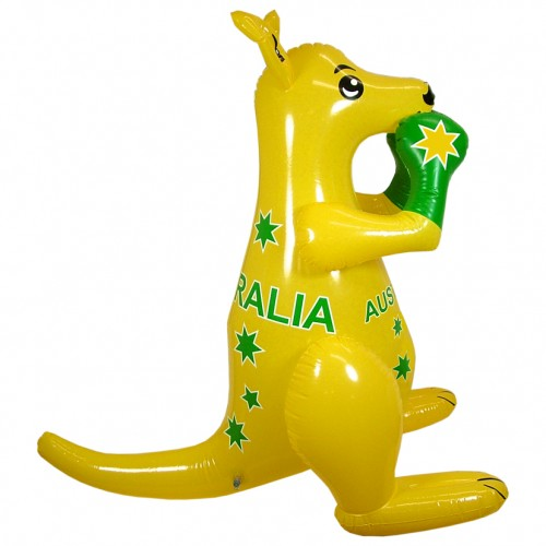 INFLATABLE AUSSIE BOXING KANGAROO