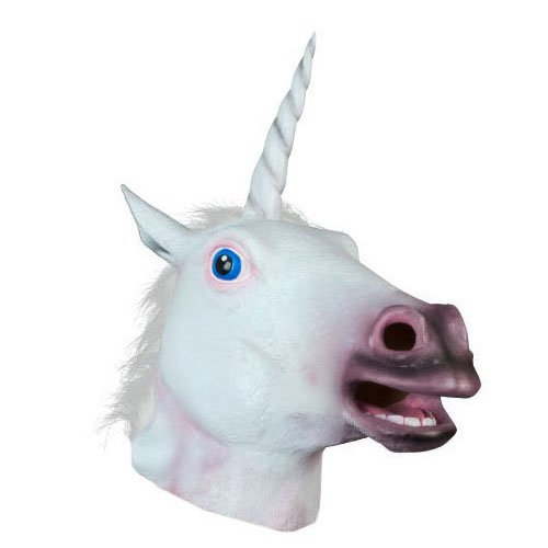 MASK - FULL FACE UNICORN