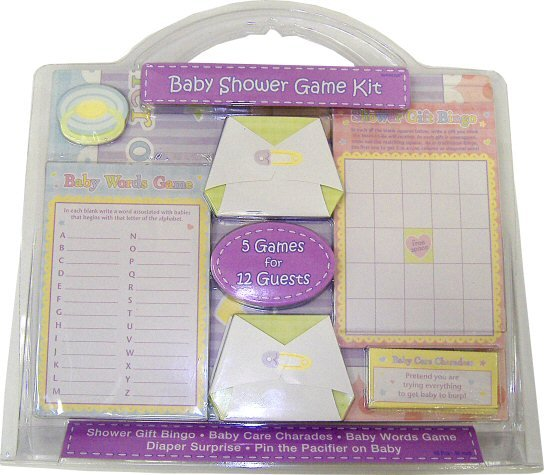 BABY SHOWER GAME FOR 12