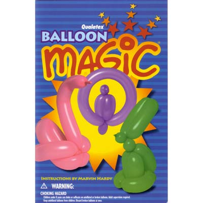 260Q BALLOON MAGIC HOW TO CREATE BOOK