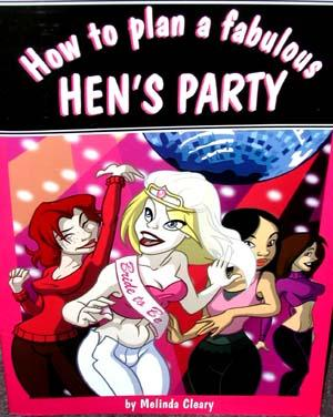 BOOK - HOW TO PLAN A FABULOUS HEN\'S PARTY