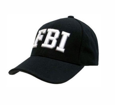 Fbi Baseball Cap - Party Supplies Online - Australia s biggest ... 3304beba6be