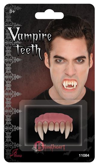 Image of Vampire Teeth  Soft Pliable