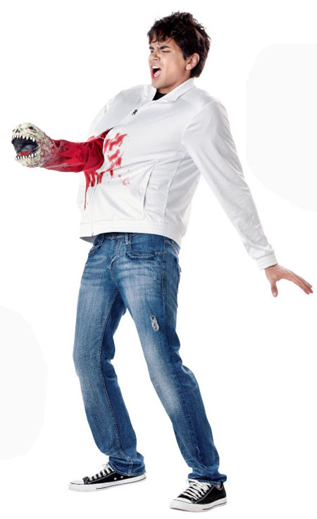 ZOMBIE CHEST BURSTER COSTUME