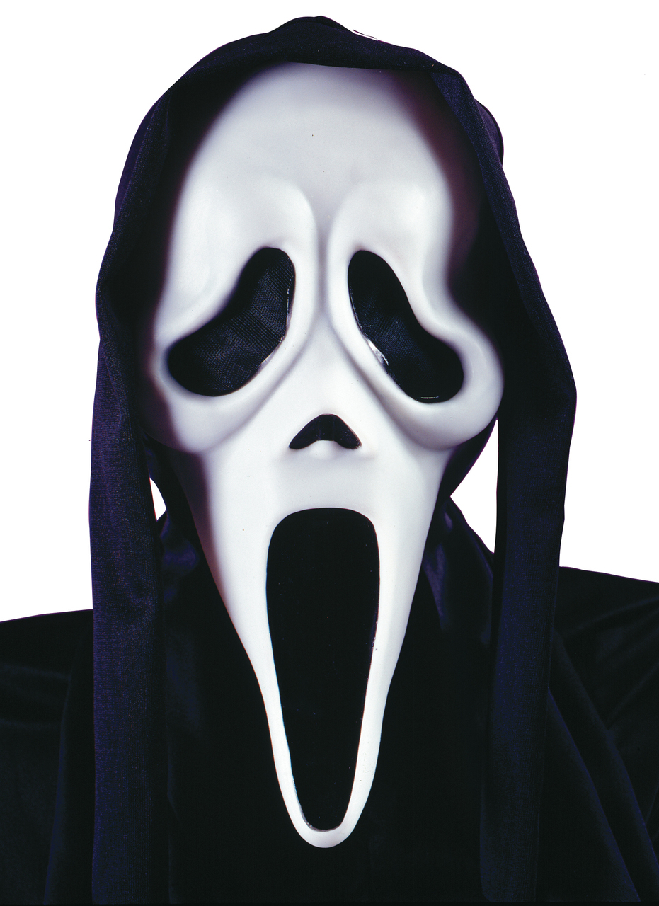 MASK - SCREAM MOVIE MASK