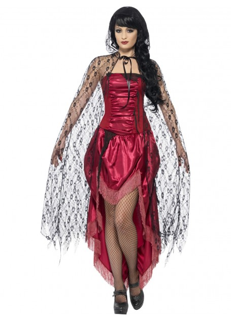 GOTHIC MANOR GHOST LACE CAPE  sc 1 st  Party Supplies : ghost cape costume  - Germanpascual.Com