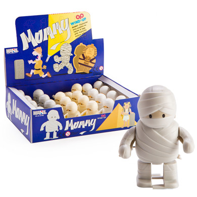 PARTY FAVOURS - WIND UP MUMMY
