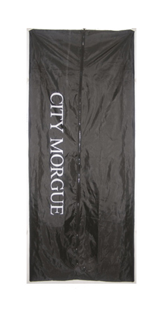 PSI/POLICE BODY BAG WITH MORGUE PRINT