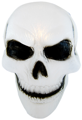 SKULL - SUPER BRIGHT LIGHT UP STROBE