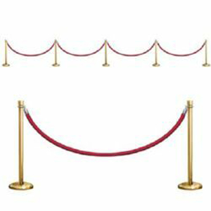 SCENE SETTER - CASINO ADD ON STANCHION PROP