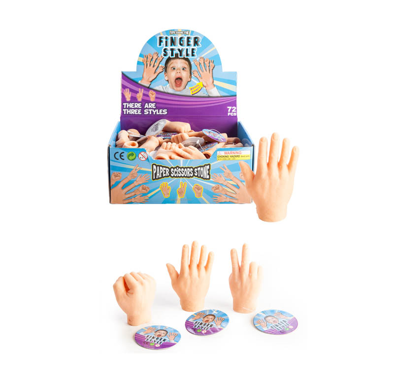 Image of Party Favours  Finger Style Finger Hands