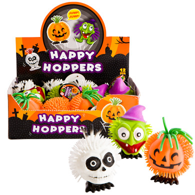 PARTY FAVOURS - HALLOWEEN HAPPY HOPPERS
