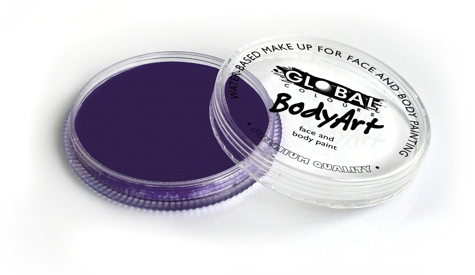 GLOBAL CAKE MAKEUP 32G - PURPLE