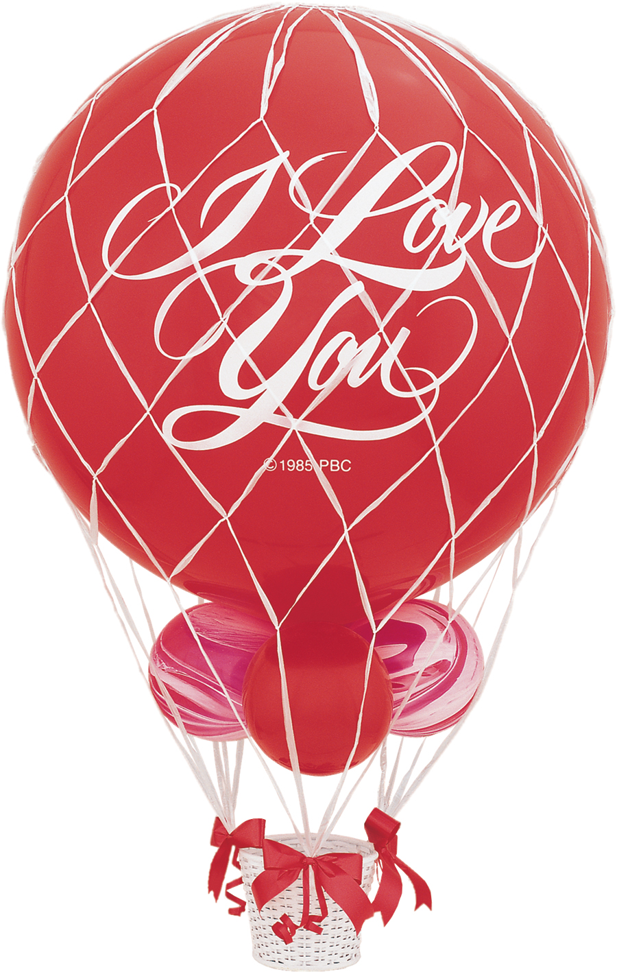 "HOT AIR BALLOON NET 60CM (24"")"
