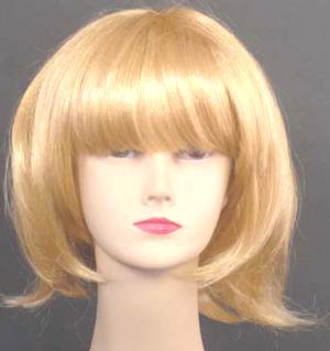 CHARLIE'S ANGEL WIG - STRAWBERRY BLONDE