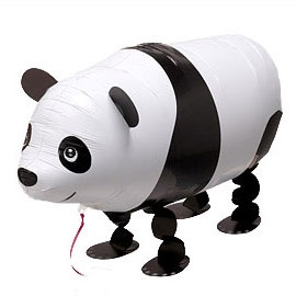 WALKING PET BALLOON - PO THE PANDA 71CM