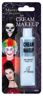 FACE CREAM MAKEUP - WHITE