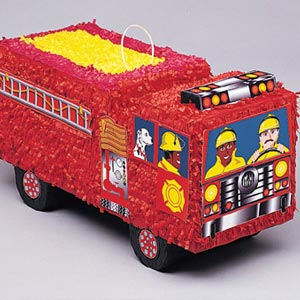 PINATA - FIRE ENGINE