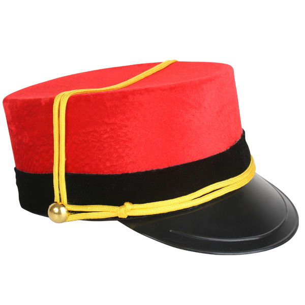 TRAIN CONDUCTORS CAP