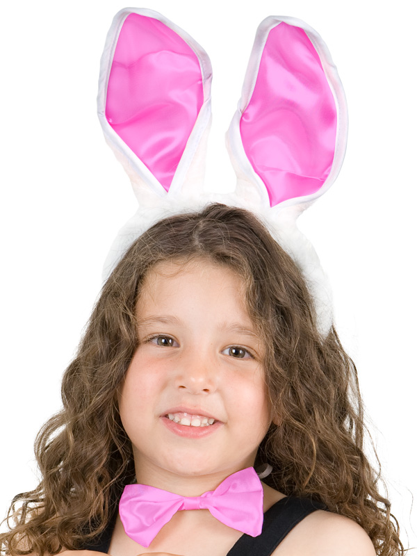 Image of Bunny Ears Bow Tie & Tail