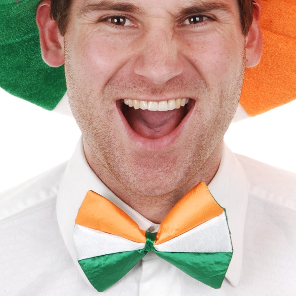 IRISH FLAG BOW TIE